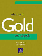 Advanced Gold: Coursebook (CAE)-ExLibrary
