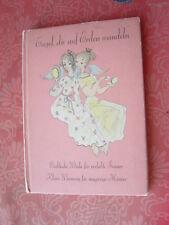 livre ancien en allemand : engel die auf erden wandeln/Lilo Rasch-Nägele ~1955