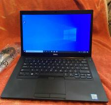 DELL LATITUDE 7480 | INTEL CORE I7-7600U 2.90GHZ | 256GB | 16GB RAM | Win 10 Pro