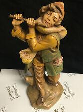MICHAEL Sculptor Elio Simonetti  FONTANINI 7.5 INCH NATIVITY SERIES