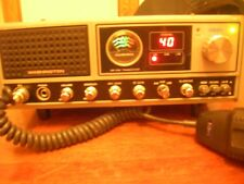 UNIDEN WASHINGTON BASE SSB RADIO - VERY CLEAN with COBRA Mic
