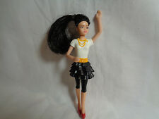 McDonald's 2014 Mattel Life in a Dreamhouse Barbie Doll Black Hair