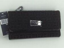 Women's TOMMY HILFIGER Black TriFold Wallet - $39 MSRP - 10% 79087