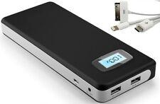 SCHERMO LCD POWER BANK carica  BATTERIA ESTERNA 75000mAh SMARTPHONE PORTATILE