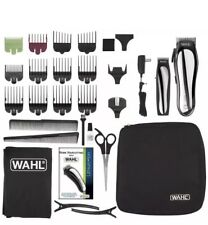 Cordless Hair Clippers Trimmer Wahl Professional Cut Shaver Salon Barber Kit Sha