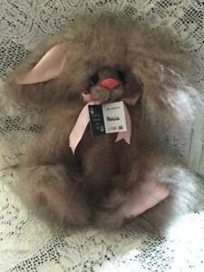 ALICIA KAYCEE BEARS LIMITED EDITION PLUSH 2014 DESIGNED BY KELSEY CUNNINGHAM