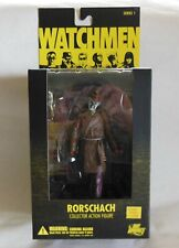 DC DIRECT WATCHMEN ACTION FIGURE RORSCHACH, Series 1, New and Sealed, DC Comics