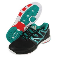 adidas Stabil Boost Men's Badminton Shoes Indoor Sport Racquet Black NWT AF4896