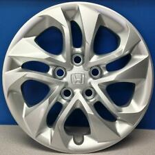 """ONE '14-15 Honda Civic LX Coupe # 55097 16"""" Hubcap Wheel Cover 44733-TS8-A00 NEW"""