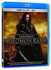 Solomon Kane (Blu-ray/DVD, Region A/1) Very Good condition!