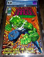 Savage Dragon #1 CGC 9.8 Image Comics 1st Appearance Savage Dragon Erik Larson