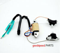 CHARGER CHARGE COIL ASSY fit Yamaha Outboard C 3HP 4HP 5HP M L S 6E0-85520-70 00