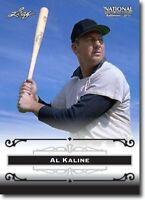 50) AL KALINE Detroit Tigers 2012 Leaf National Convention PROMOTIONAL Card LOT