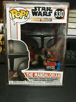 Funko Pop! Star Wars The Mandalorian #330 NYCC Shared Exclusive W/HARD STACK