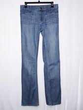 Level 99 Anthropologie Womens Jeans 28 Straight Leg Light Denim Whisk Wash