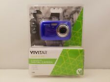 Vivitar ViviCam S126 Digital Camera | 16 Megapixel | 4X Zoom | Blue | VS126-BLU