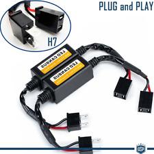 X2 Filtri RESISTENZE Aggiuntive CANBUS per Lampade Kit Led H7 SPEGNI SPIA-ERRORE