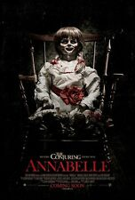 Annabelle movie poster - 11 x 17 inches - Doll Horror poster (style b)