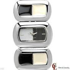 CHETE AND LAROCHE Brand NEW Watch w/ Silver base metal & 2 Tone enamel