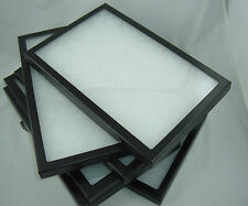 Ten Jewelry Display Case Riker Mount Display Box Shadow Collection 8 X 12 78