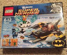 Lego Super Heroes Artic Batman Vs Mr. Freeze: Aquaman On Ice 76000 NiB