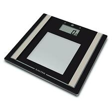 Salter Digital Body Bathroom Scale Body Fat BMI, Ultra Slim with Toughened Glass