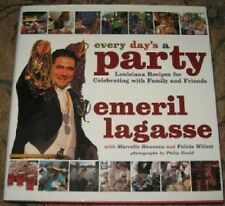 Emeril Lagasse Every Day's A Party Cookbook HBDJ Recipe ++++