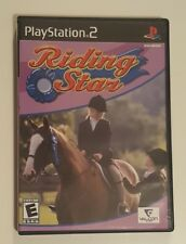 Riding Star (PlayStation PS2) Show Jumping, Dressage, & Cross-Country!