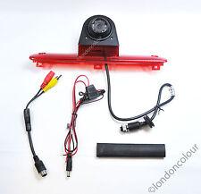 Fiat Ducato 06-15 LED de luz de freno trasera cámara de marcha atrás + Kit Monitor de 7 pulgadas