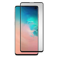 Galaxy S10- Gadget Guard Black Ice Flex Tempered Glass Screen Protector- Clear