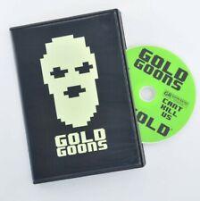 GOLD GOONS - GOLD - skateboard video (DVD)
