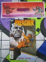 vtg preacher #49 vertigo DC Comic book hi res pics
