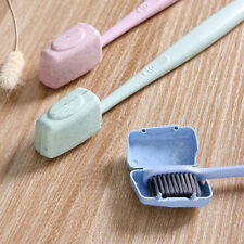 Novelty Toothbrush Head Cover Case Protective Caps Germproof Hike Brush CleanerY