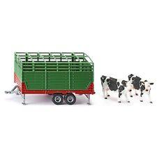 SIKU Plastic Diecast Farm Trailers