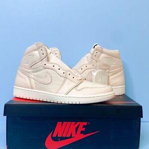 New DS BNIB Nike Air Jordan 1 Retro High OG Guava Ice 2018 Size 10.5 555088 801