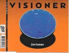 VISIONER - Fortunes CDM 4TR Trance Euro House 1997 Holland