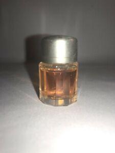 Calvin Klein Escape Women Perfume Parfum .13 Oz Mini Splash Miniature NEW NWOB