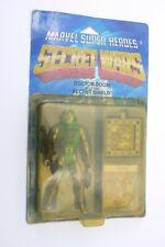 """VINTAGE Mattel 1984 Secret Wars Doctor Doom 5"""" figure CARDED"""