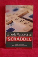 Le guide Marabout du Scrabble - Michel Charlemagne - Livre - Occasion