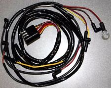 NEW! 1966 Ford Mustang Under Hood Wire Wiring Gauge Feed USA made