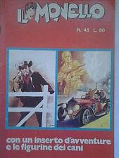 IL MONELLO ANNO 1971 N° 45 FIGURINE
