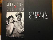 2001 CARABINIERI NEL CINEMA DAL MUTO AL SONORO EDIZIONE LUSSO COFANETTO