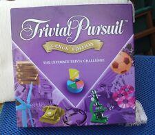 """Trivia Pursuit """"Genius Edition""""."""