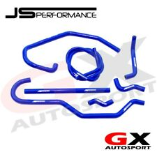 JS Performance Ford Escort MK3 XR3i Ancillary Silicone Hose Kit