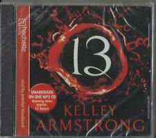 13 (Women of the Otherworld finale) by Kelly Armstrong - MP3 audio CD unabridged