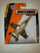 MATCHBOX MBX SKYBUSTERS BOEING F/A-18 SUPER HORNET AIRPLANE