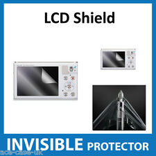 Canon PowerShot SX610 Cámara INVISIBLE Lcd Protector de pantalla