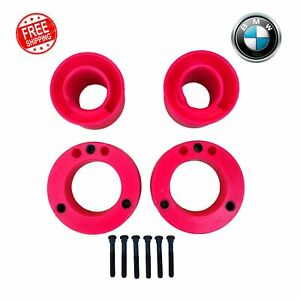Lift Kit Complete Leveling Spacer Polyurethane PU 30mm for BMW 3, X1 Series