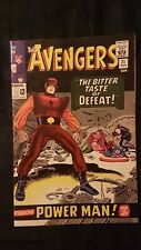 Avengers 21 first appearance of Power Man 1965 Marvel Beautiful copy