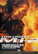 Mission Impossible - 2 (2000) Tom Cruise, Thandie Newton, Rhames NEW UK R2 DVD
